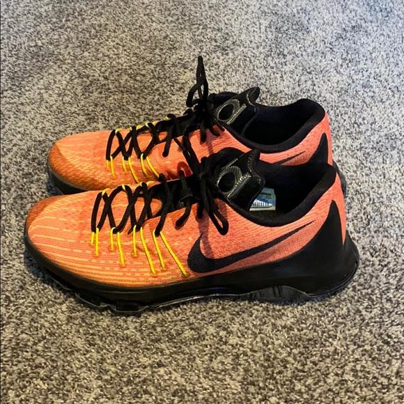 Nike Shoes | Nike Kd 8 Hunts Hill
